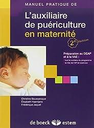 L'auxiliaire de puériculture en maternité - Préparation au DEAP et à la VAE - 2e édition