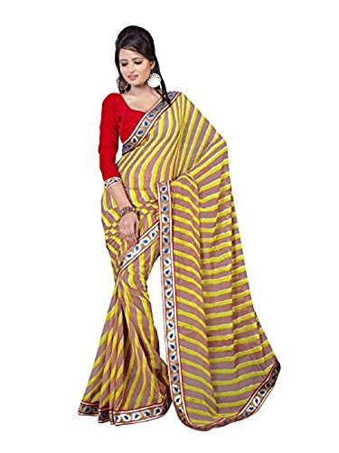VINTAGE Girls cotton saree.(VINTAGE OO1_multi colour_Freesize)