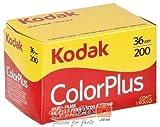 Kodak Colorplus 200asa pose, 3pezzi