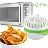Always Fresh Kitchen Utensil Mikrowelle Kartoffeln Chips