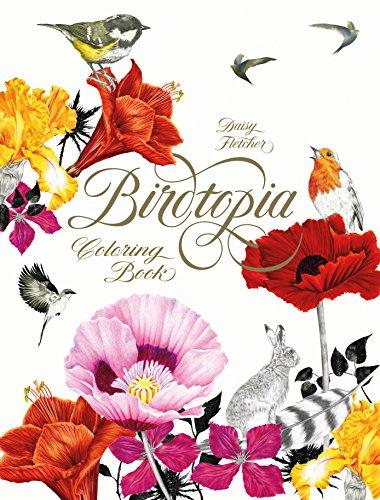 Birdtopia: Coloring Book