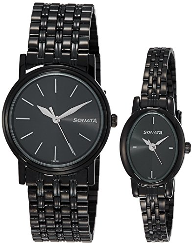 51ly6dHuHRL - Sonata 11418100Nm01 Men And Women watch