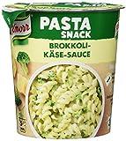 Knorr Snack Bar Pasta Snack Brokkoli-Käse-Sauce 1 Portion (8 x 69 g)