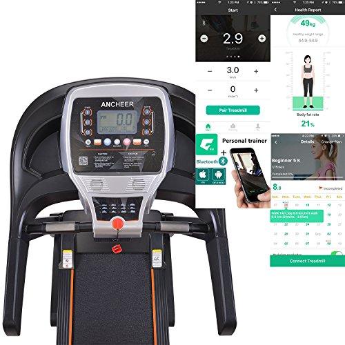 Folding-Treadmill-Electric-Motorised-Running-Machine-2017-New-Designl-Auto-lubrication-Powerful-MotorHeart-Sensor-MP3-Input-Speaker-Drink-Holder