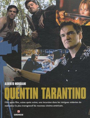Quentin Tarantino - Film aprs film, scne aprs scne, une incursion dans les intrigues violentes du ralisateur le plus transgressif du nouveau cinma amricain.