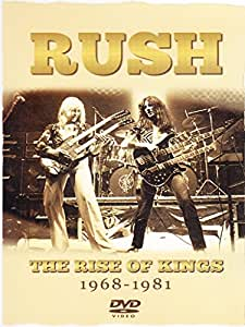 Rush - The Rise Of Kings [DVD] [NTSC] [2014]