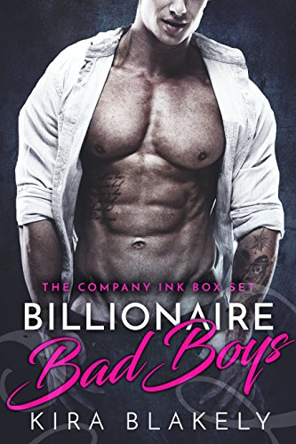 billionaire-bad-boys-the-company-ink-series-english-edition