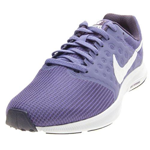 Nike Wmns Downshifter 7, Damen Laufschuhe Violett Violett, Violett - Violett - Größe: 40.5 (Neue Nike Sneakers)