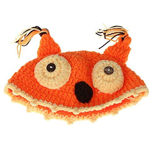 Crochet Cocoon Baby Kostüm - Docooler Baby-Kind Kokon Cocoon Kostüm Crochet Knitting Kostüm Weiche Entzückende Kleidung Photo Fotografie Props für Neugeborene