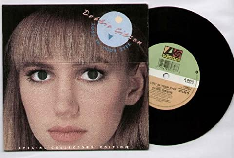 DEBBIE GIBSON - LOST IN YOUR EYES - 7 INCH VINYL / 45