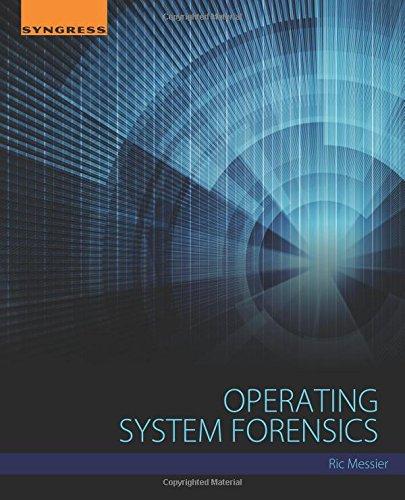 Preisvergleich Produktbild Operating System Forensics