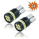 2x W5W T10 24x 3014 SMD CanBus LED Standlicht Parklicht gebraucht kaufen  Wird an jeden Ort in Deutschland