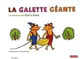 Les aventures de Guri & Gura : La galette géante