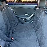 Housse de siège arrière 3 en 1 pour chien | Hamac multi-usage pour animaux de compagnie, housse de siège, doublure cargo | M&W
