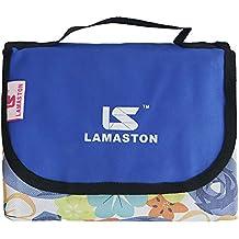 LAMASTON extra grande (2,0 * 1,5 m) manta de picnic impermeable y lavable portable alfombra de picnic para la playa, la familia actividad al aire libre