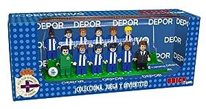 Eleven Force Brick Team Deportivo De La Coruña (12159), Multicolor (1)