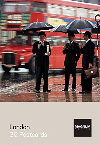 Magnum photos : London 36 postcards