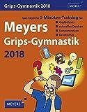 Meyers Grips-Gymnastik - Kalender 2018: Das t�gliche 5-Minuten-Training f�r Ged�chtnis, schnelles Denken, Konzentration, Kreativit�t Bild