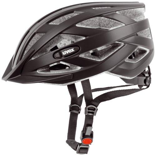 UVEX Fahrradhelm I-VO CC, black mat, S-L 56-60cm, S4104200117