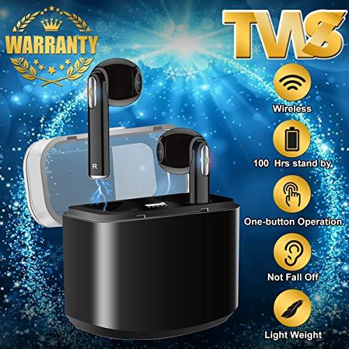 Écouteurs sans Fil Bluetooth Oreillette Bluetooth Sport Mini Ecouteur  Casque Intra-Auriculaires Stéréo Wireless Earbuds 67dcee30f744