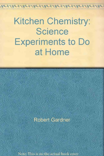 Title: Kitchen Chemistry Science Experiments to Do at Hom
