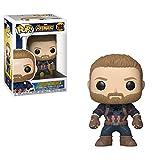 Funko 26466 Marvel: Avengers Infinity War - Captain America Collectible Figure