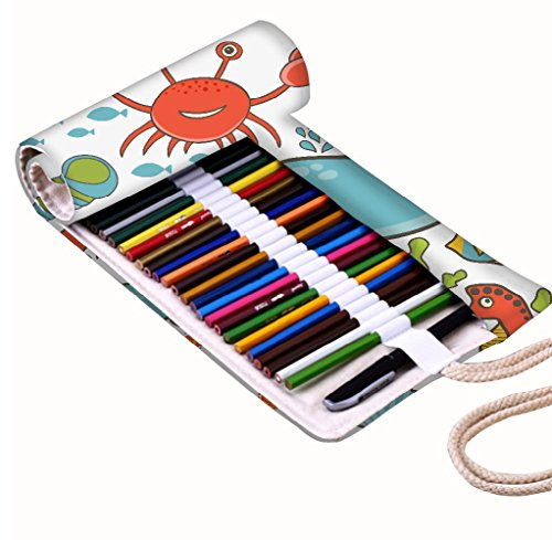 snoogg-sea-world-design-canvas-wrap-holder-for-48-matita-colorata-roll-case-for-gel-pen-travel-organ