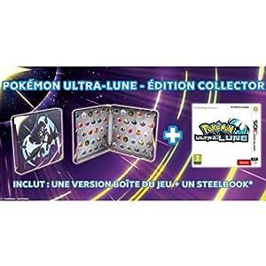 Pok mon ultra lune edition collector nintendo 3ds - Jeux info pokemon ...