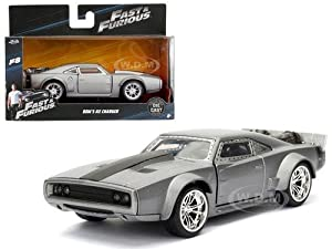 Jada Fast & Furious 8 - Cargador de Hielo Dom