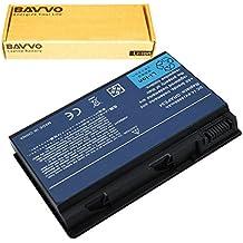 Bavvo Batería de Recambio para ACER LC.TM00741,14.8v,8 células
