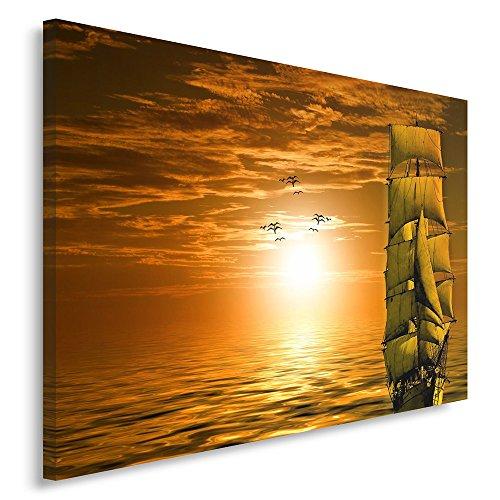 Feeby Frames. Wandbild - 1 Teilig - 80x120 cm, Leinwand Bild Leinwandbilder Bilder Wandbilder...