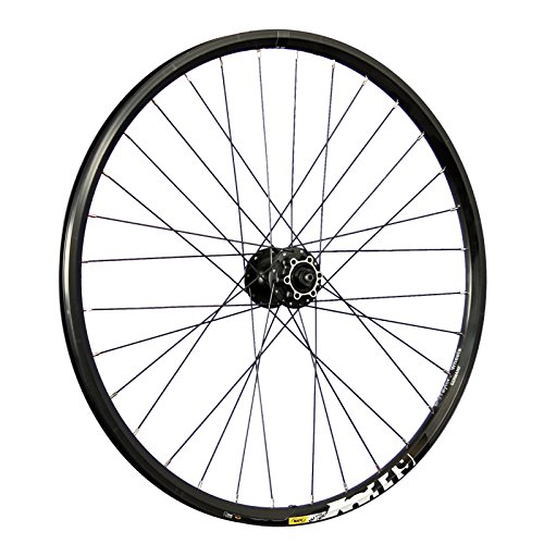 Taylor Wheels 26 pollici ruota anteriore bici XM119 disco Deore HB-M525 nero