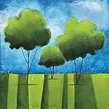 Caitlin Schwerin - Skys The Limit Kunstdruck (30,48 x 30,48