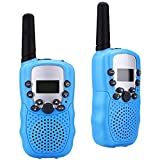 Best Niños Walkie Talkies - Walkie Talkie COOJA Niño Walkie Talkies Transceptor Portátil Review