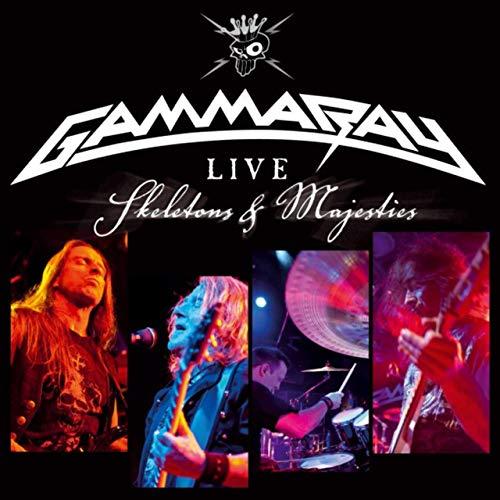Live-Skeletons & Majesties (Gamma Ray-live)