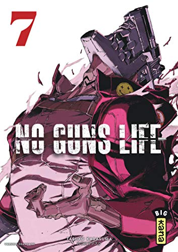 No Guns Life Edition simple Tome 7