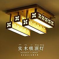 Amazon It Travi Legno Illuminazione