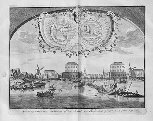 amsterdam-amstel-holland-original-kupferstich-engraving-gravure