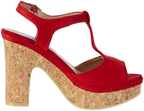 Refresh Damen 63518 Pumps Rot (Rojo)