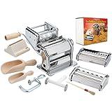 Imperia Italian 505 - Máquina para hacer pasta (9 piezas, estuche regalo)
