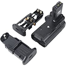DSTE BG-E8 - Pack de baterías para empuñadura de cámaras Canon EOS 550D y 600D