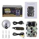 AUCEE-Camra-de-Chasse-16MP-1080P-HD-Camra-de-Surveillance-120PIR-Capteur-Impermable-IP56-Pige-Photographique-20M-Vision-Nocturne-Infrarouge-46-LEDs-IR-Basse-Luminosit-Camra-de-Jeu