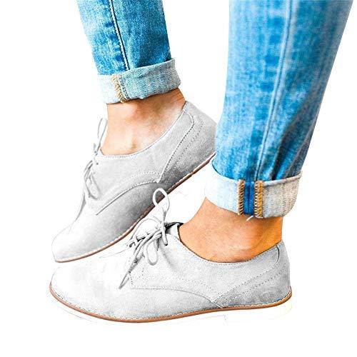 Tatis Shoes Pure Wildleder Casual Krawatte mit Niedrigen Hilfe Tau Einzelne Schuhe Frauen Runde Kappe Einfarbig Knöchel Flach Wildleder Casual Schnürschuhe Sportschuhe