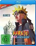 Naruto Shippuden - Staffel 24: Sasuke und Naruto (Folgen 690-699) [Blu-ray]