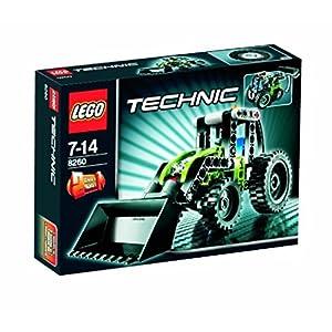LEGO Technic 8260 - Mini- trattore 5702014532410 LEGO