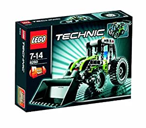 LEGO - 8260 - Jeu de construction - Technic - Le mini tracteur