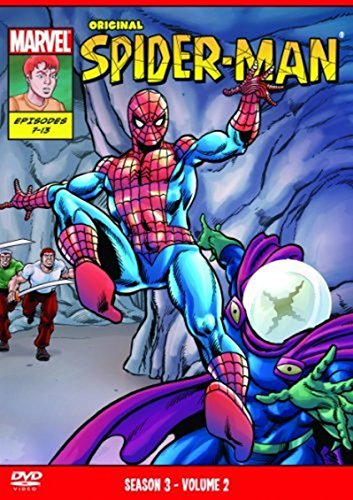 Original Spider-Man - Staffel 3, Vol. 2 (OmU)