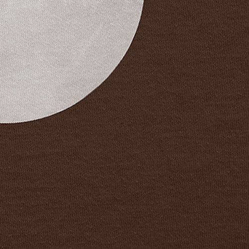 TEXLAB - Full Moon Bulli T2 - Herren T-Shirt Braun