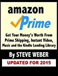 Here's a concise guide that simply explains how to get the most bang from your Prime bucks. Hi, I'm Steve Weber, publisher of KindleBuffet.com, a daily list of free and discount Kindle books. If you enjoy special deals on great books, please visit th...