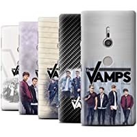 Offiziell The Vamps Hülle / Case für Sony Xperia XZ2 / Pack 6pcs Muster / The Vamps Fotoshoot Kollektion